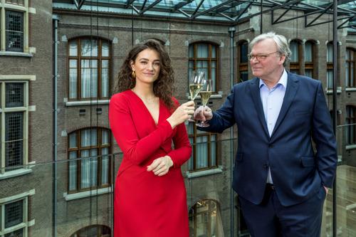 Nieuwe podcast over de wereld van champagne