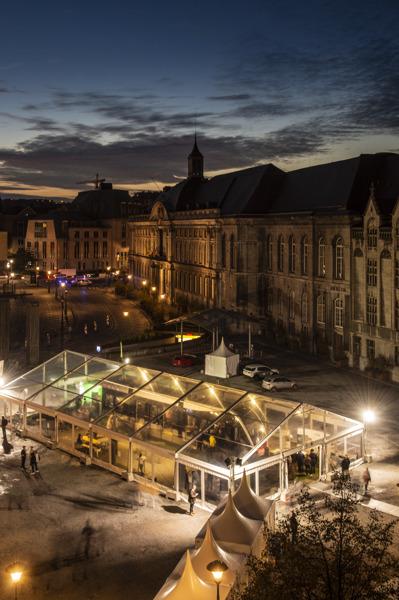 Preview: 15.300 visiteurs pour la maquette du Tram !