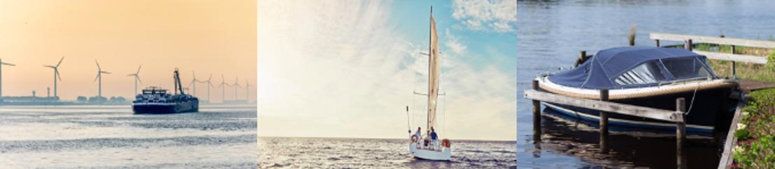 TVM Belgium assurera désormais aussi les péniches et les bateaux de plaisance