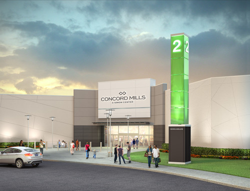16cc1efa6339 Concord Mills to commence final phase of multi-year renovation project