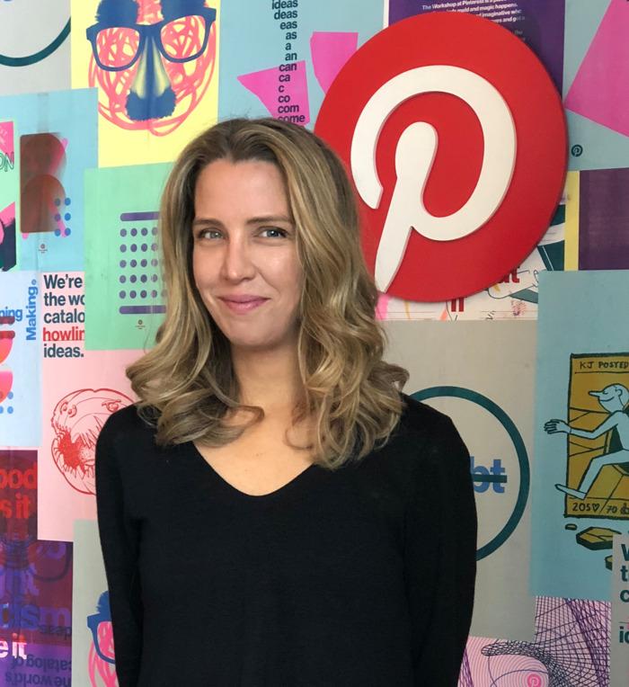Pinterest contrata a la ex ejecutiva de Athleta, Andréa Mallard, como la primera directora ejecutiva de marketing