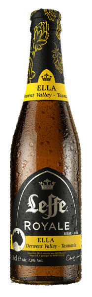 Preview: Leffe Royale Ella - The Tasmanian hop fields in your glass
