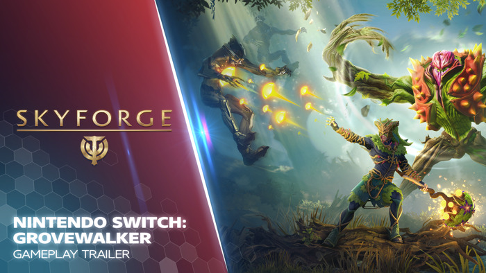 Skyforge Gets New Gameplay Trailer and Pre-Order Deals Ahead of February 4th Nintendo Switch Release