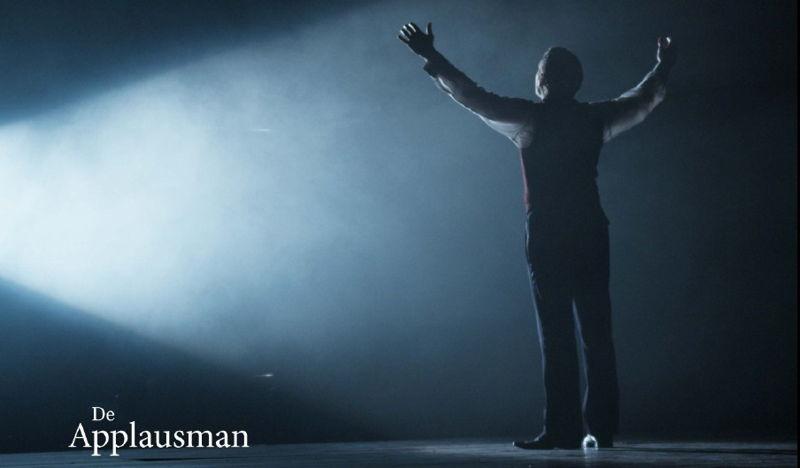 De applausman - (c) VRT - A Team Productions