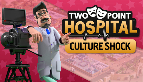 SAVE THE ARTISTIC WORLD IN NEW TWO POINT HOSPITAL DLC 'CULTURE SHOCK'