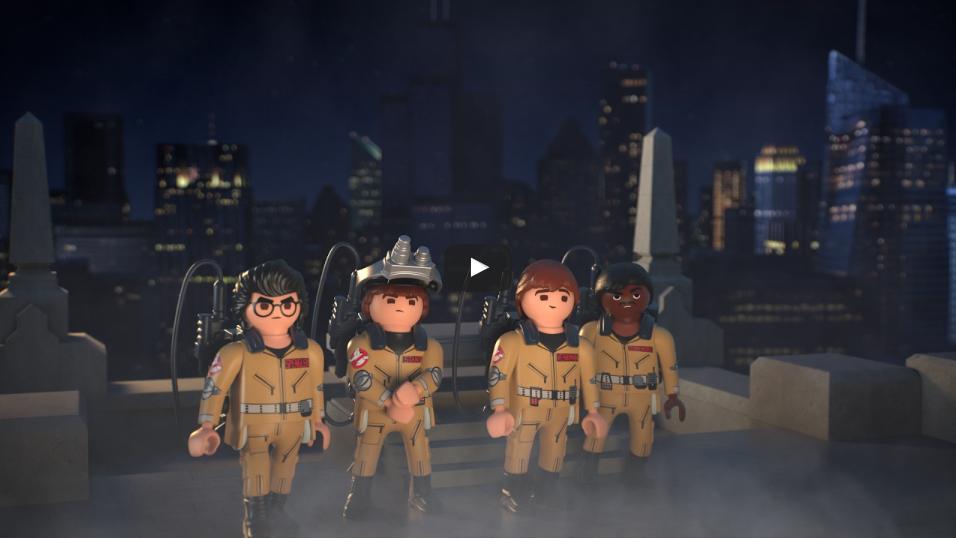 PLAYMOBIL Ghostbusters