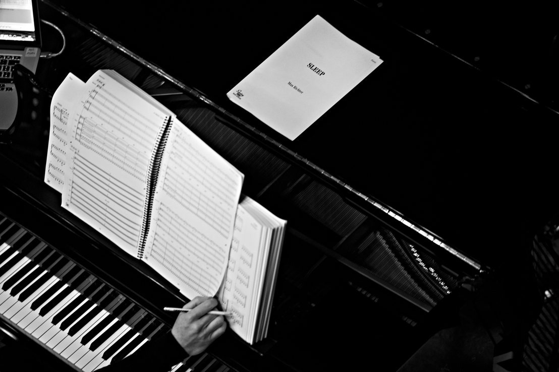 Max Richter SLEEP <br/>(c) Mike Terry