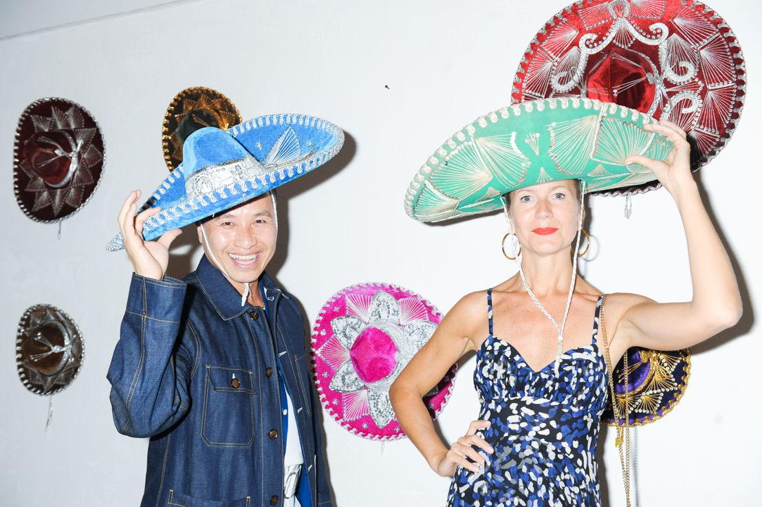 Phillip Lim y Natalie Joos