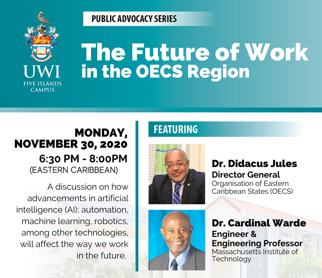 The Future of Work in the OECS Region