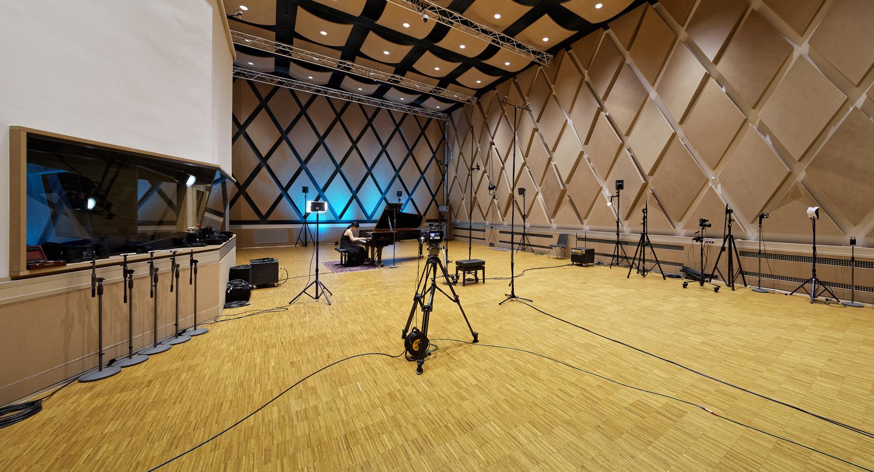 Tonstudio Tessmar: Mit Sennheiser und Neumann in die dritte Dimension