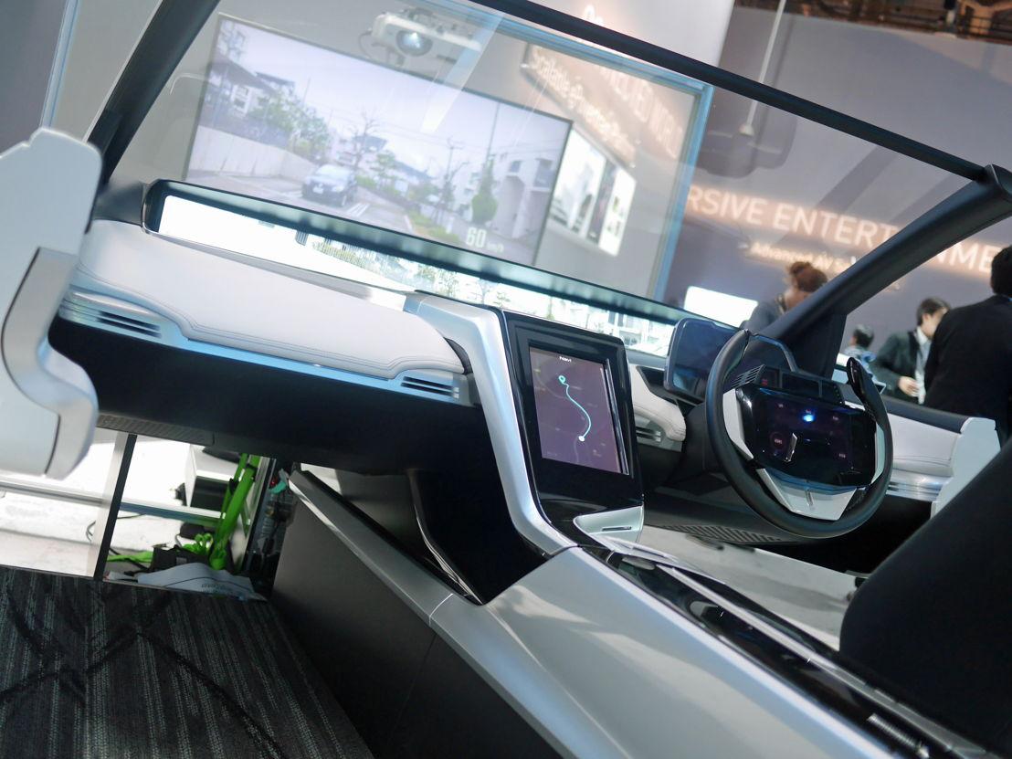 Cabina conceptual Smart Vision