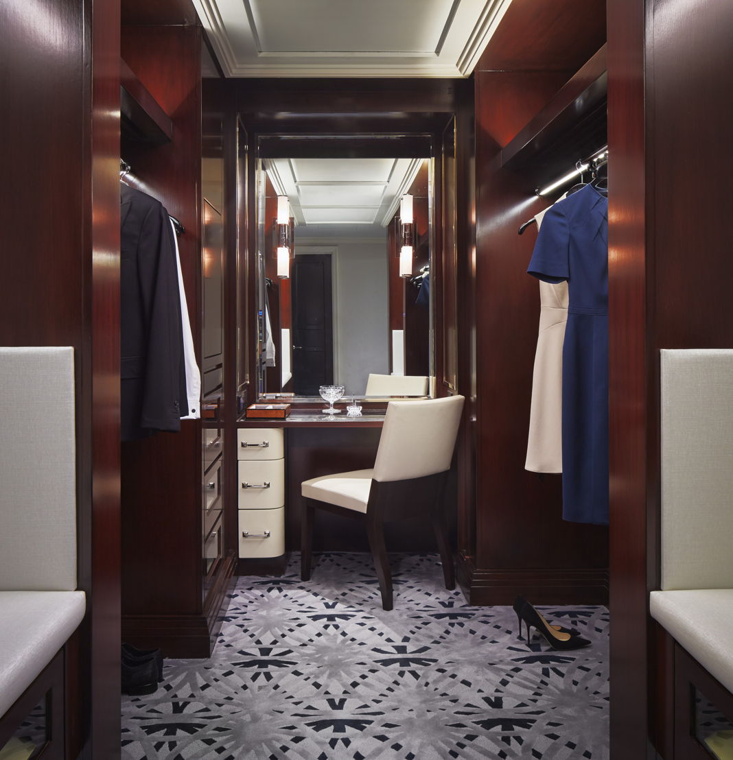 Fifth Avenue Suite Dressing Room
