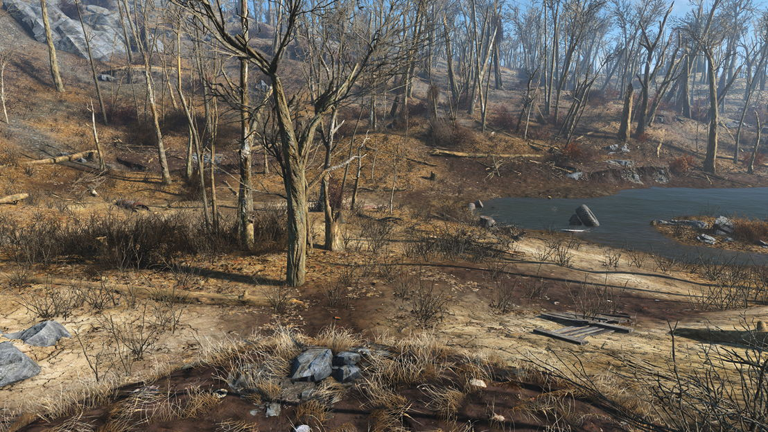 Fallout 4 Pitch HBAO+ Update 3