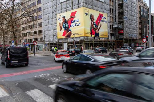 Nafi Thiam verlegt grenzen in nieuwe Know You Can-campagne