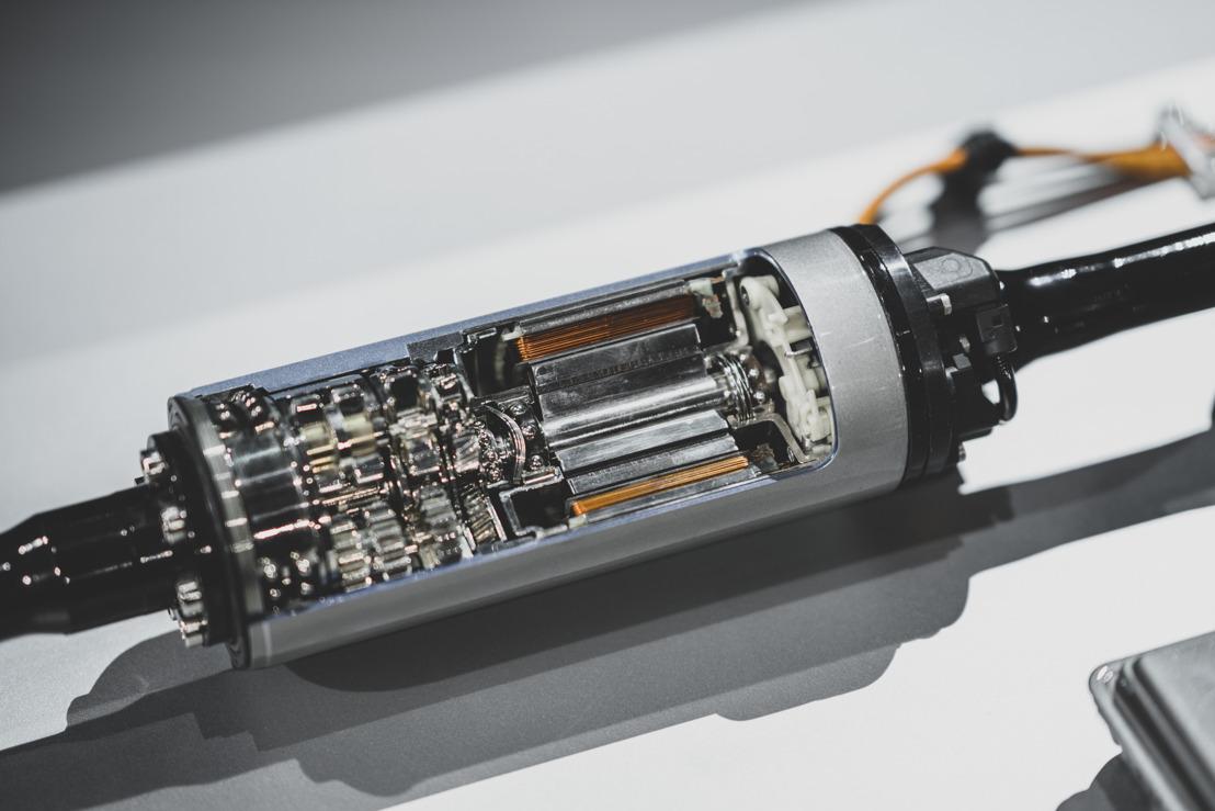 Comfortabel en wendbaar – Audi's eAWS-technologie maakt van SUV's snel veranderende kunstenaars