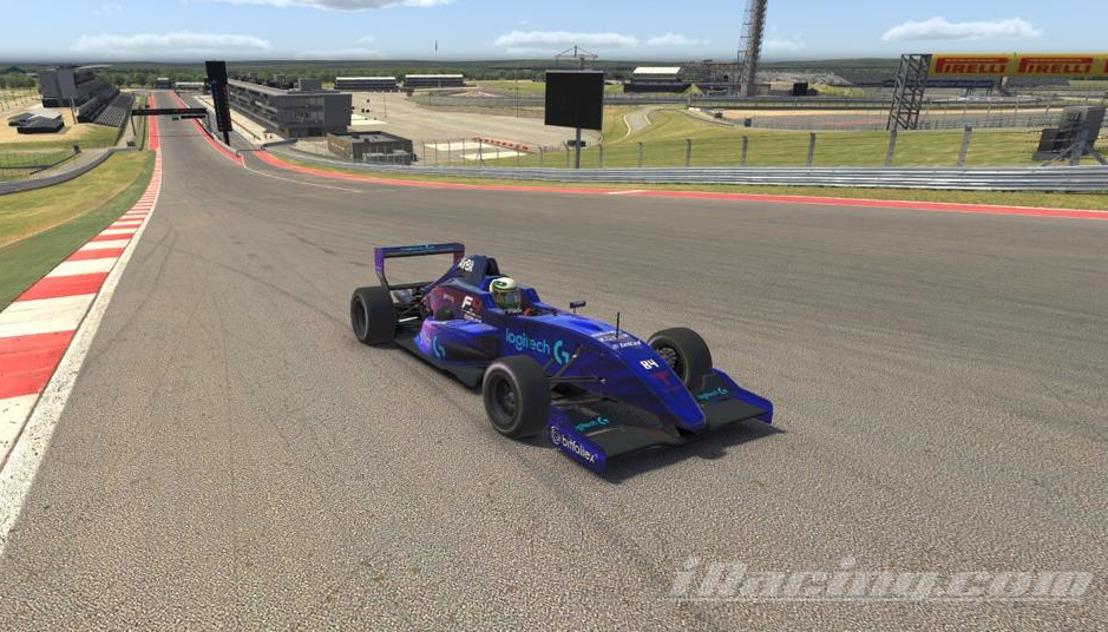 Logitech G presente en la Fórmula 4 e-Series para impulsar el eRacing