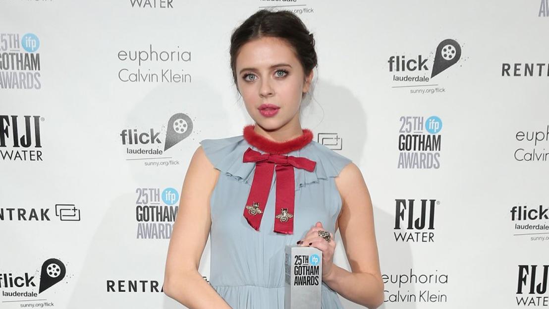 """Bel Powley sacrée """"meilleure actrice"""" aux Gotham Independent Film Awards"""