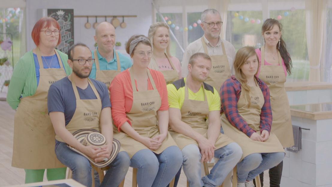 Koekenbak én een shock exit in aflevering 2 van Bake Off Vlaanderen