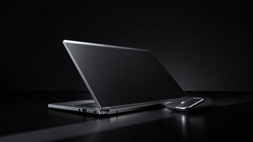 Porsche Design and Acer Unveil the Porsche Design Acer Book RS