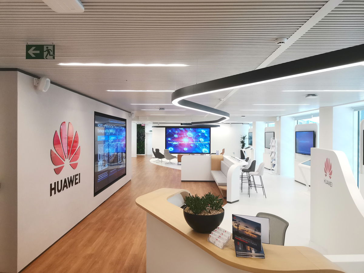 Huawei Cyber Security Transparency Centre, Bruxelles