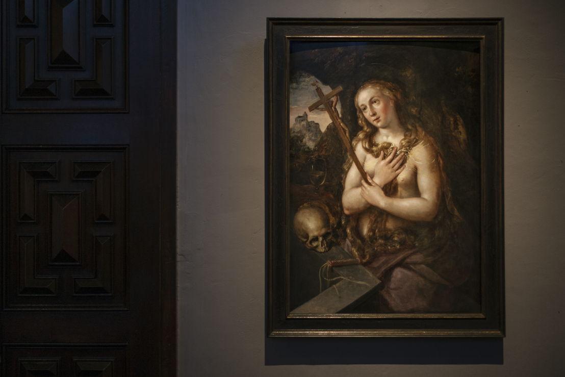 Maerten De Vos, Maria Magdalena Langdurig bruikleen, particuliere verzameling, foto Ans Brys