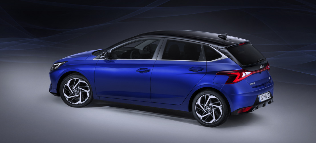 All-New Hyundai i20: design emozionale e tecnologia evoluta