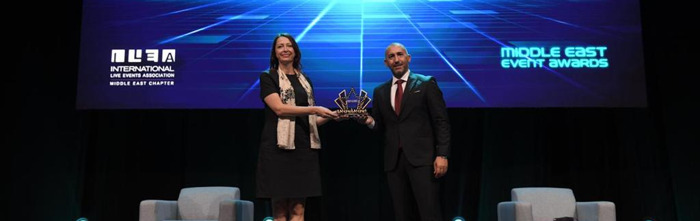 Preview: THE BIG 5 WINS 'BEST DIGITAL EVENT' AT MIDDLE EAST EVENT AWARDS FOR SPECIAL 2020 EDITION