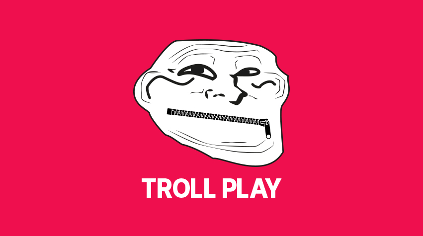 Troll Play - Facebook cover