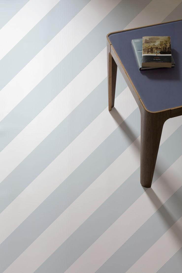 Slant | Diagonal Stripe Flooring