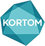 Kortom press room Logo