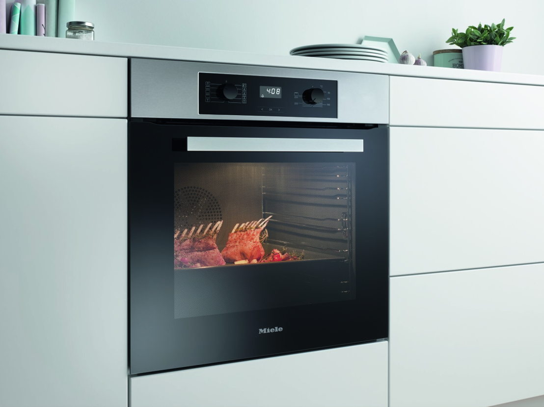 Active oven Miele