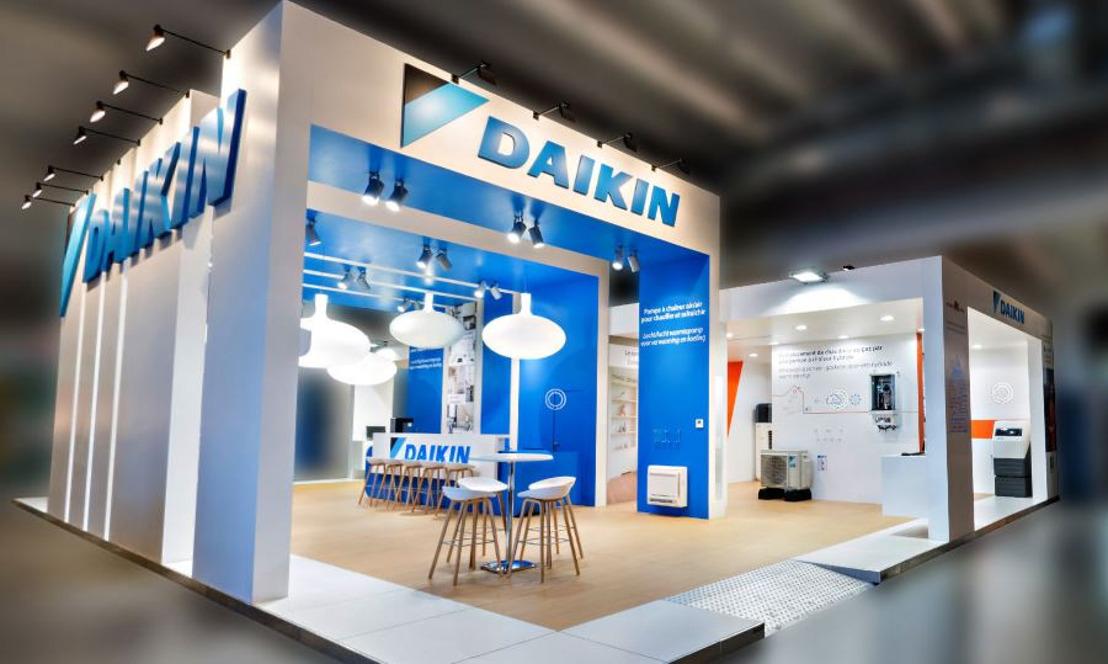 Daikin à Batibouw : Des innovations dans toute la gamme de produits