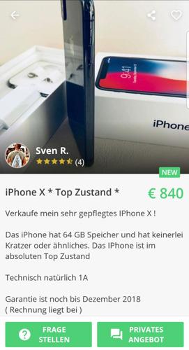 200.000 iPhone-Verkäufe analysiert: So viel sind gebrauchte (und defekte) Geräte wert