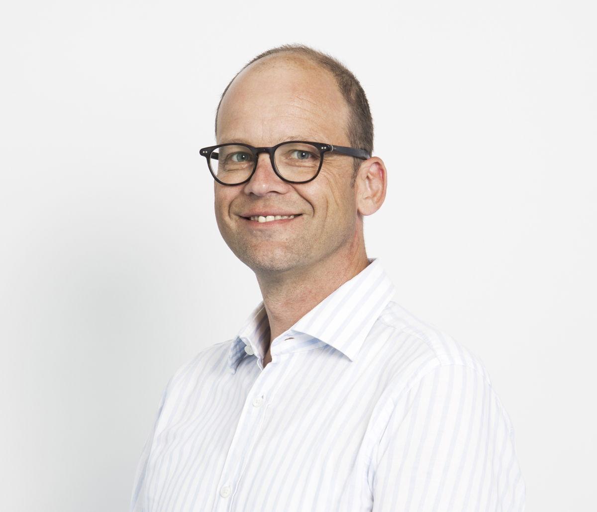 Claude Cardoen, managing director van TENTE Benelux