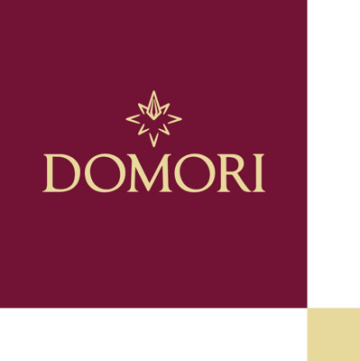 Domori press room Logo