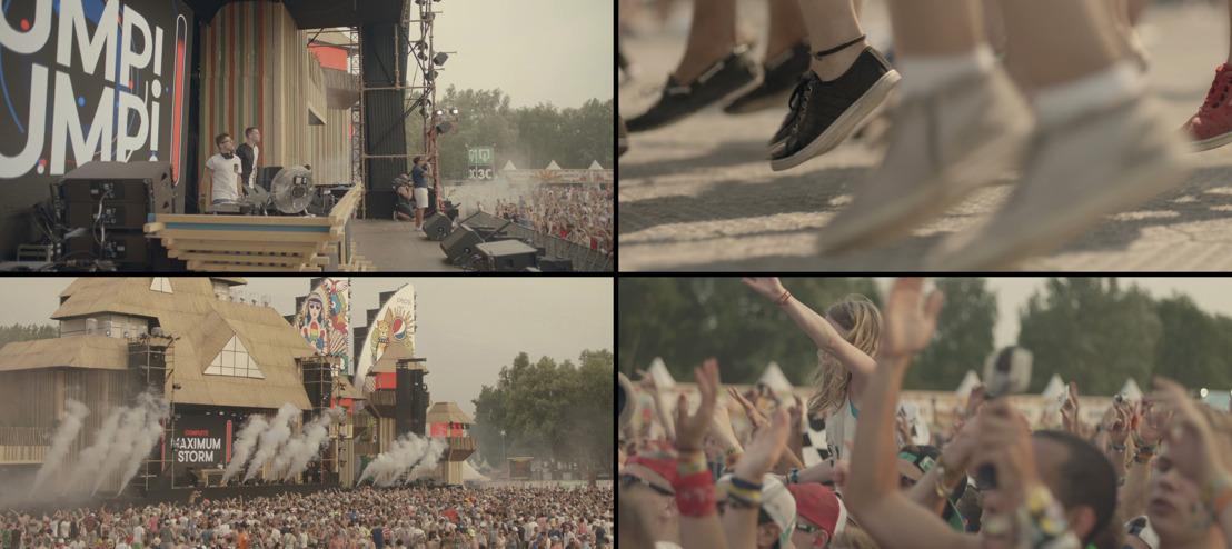 Hoe Pepsi Max deze zomer technologie & internet in de festivalbeleving integreerde