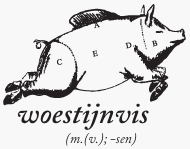 woestijnvis press room Logo