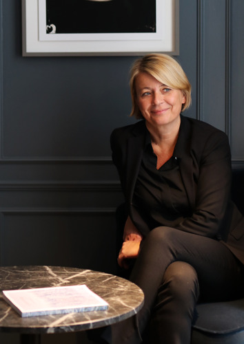 Anna Rollema new General Manager Pillows Grand Hotel Reylof Ghent