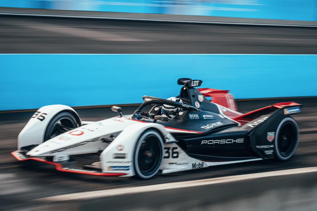 TAG Heuer Porsche Formula E Team aims to win in the Big Apple