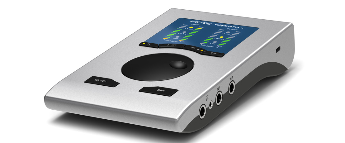 NAMM 2020: RME's Babyface Pro FS Brings Unparalleled Innovation to Portable Interfaces