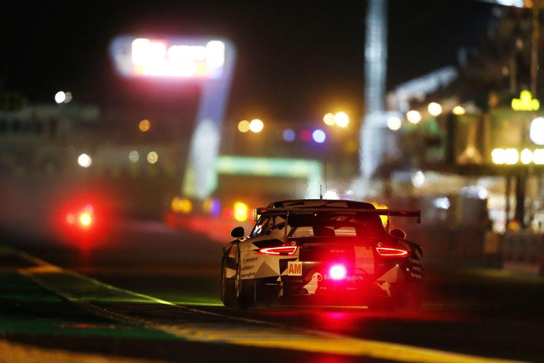 Le Mans: Porsche 911 RSR, Abu Dhabi Proton Racing: Khaled Al Qubaisi, Patrick Long, David Heinemeier Hansson