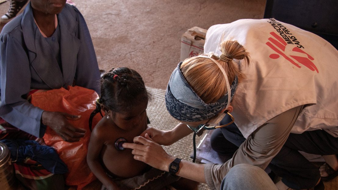 Madagascar: without Entry Visas, MSF activities risk being stopped, during a food crisis