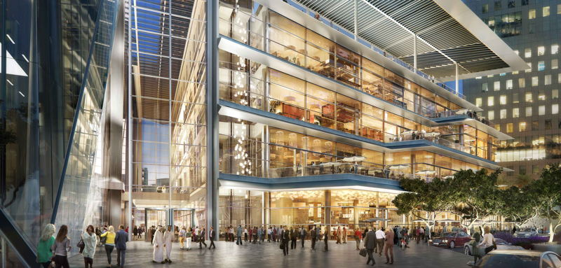 ICD Brookfield Place - Dubai