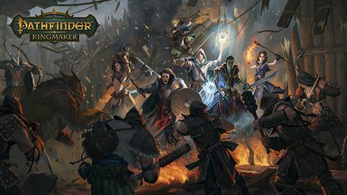 PATHFINDER: KINGMAKER startet Kickstarter-Kampagne