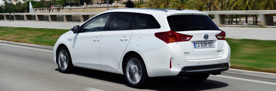 Nieuw: het Toyota Optimal Fleet gamma