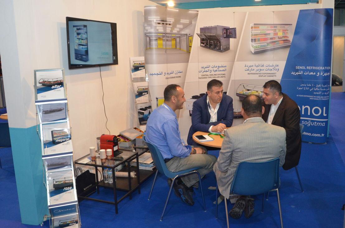 Business at HVACR Expo Saudi