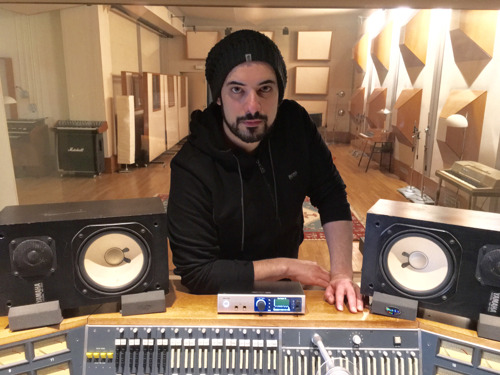 Phil Greiss Lands #1 Single 'Mi Gente' in 17 Countries, Mixed With RME ADI-2 Pro Converter