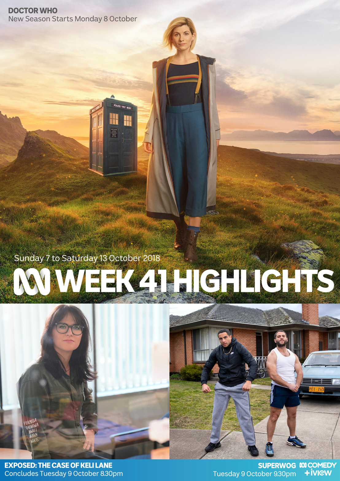 ABC TV Program Highlights - Week 41