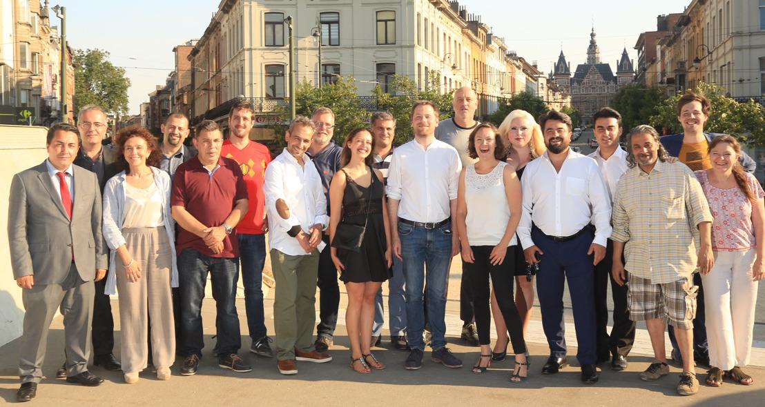 De Schaarbeekse PS-sp.a lijst combineert vernieuwing en ervaring