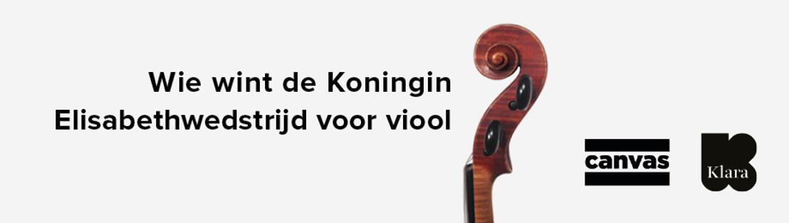 Wie wint de Koningin Elisabethwedstrijd voor viool?